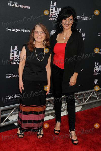 Alison Sotomayor Photo - 10 June 2015 - Los Angeles California - Lyn Goldfarb Alison Sotomayor LA Film Festival 2015 Opening Night Premiere of Grandma held at Regal Cinemas LA Live Photo Credit Byron PurvisAdMedia