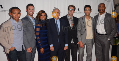 Henri Simmons Photo - 23 April 2014 - Hollywood California - Robert Bailey Jr Paul Hodge Taraji P Henson Mike Critelli Ben Youcef Henry Simmons Arrivals for the Los Angeles premiere of From the Rough held at the Arclight Cinemas in Hollywood Ca Photo Credit Birdie ThompsonAdMedia