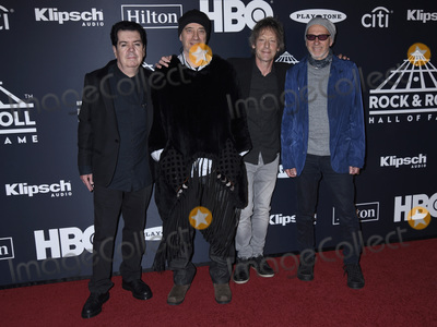 The Cure Photo - 29 March 2019 - Brooklyn New York - The Cure at the Rock  Roll Hall of Fame Induction Ceremony arrivals at the Barclays Center Photo Credit LJ FotosAdMedia