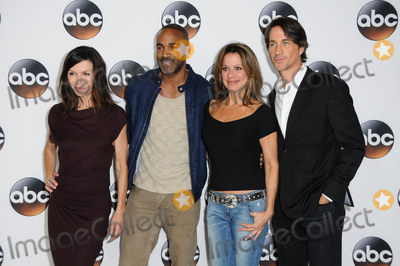 Nancy Lee Grahn Photo - 06 August  2017 - Beverly Hills California - Finola Hughes Donnell Turner Nancy Lee Grahn Michael Easton   2017 ABC Summer TCA Tour  held at The Beverly Hilton Hotel in Beverly Hills Photo Credit Birdie ThompsonAdMedia