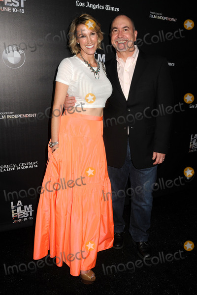 Terence Winter Photo - 13 June 2015 - Los Angeles California - Rachel Winter Terence Winter LA Film Festival 2015 Premiere of Stealing Cars held at Regal Cinemas LA Live Photo Credit Byron PurvisAdMedia