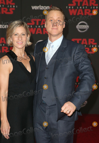 Alan Tudyk Photo - 09 December 2017 - Los Angeles California - Alan Tudyk Premiere Of Disney Pictures And Lucasfilms Star Wars The Last Jedi held at The Shrine Auditorium Photo Credit F SadouAdMedia