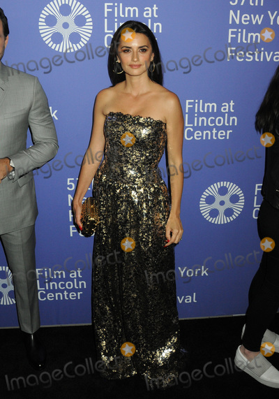 Penelope Cruz Photo - 04 October 2019 - New York New York - Penelope Cruz 57th New York Film Festival - Wasp Network held at Alice Tully Hall Lincoln Center Photo Credit AdMedia