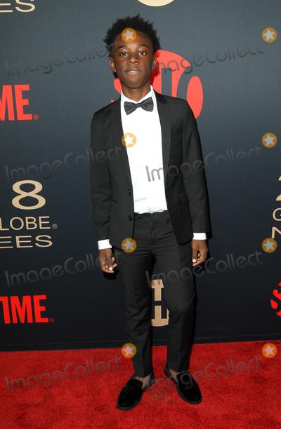 Alex Hibbert Photo - 6 January 2018 - Los Angeles California - Alex Hibbert Showtime Golden Globe Nominee Celebration held at the Sunset Tower Hotel in Los Angeles Photo Credit AdMedia