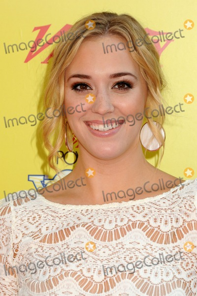 Andrea Bowen Photo - 22 October 2011 - Los Angeles California - Andrea Bowen Varietys 5th Annual Power Of Youth Event held at Paramount Studios Photo Credit Byron PurvisAdMedia