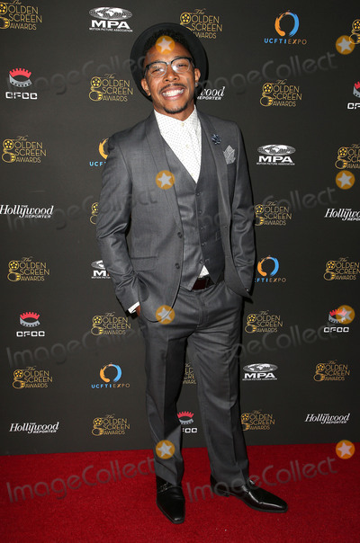 Allen Maldonado Photo - 29 October 2017 - Los Angeles California - Allen Maldonado 2nd Annual Golden Screen Awards Hosted By US China Film And TV Industry Expo held at The NOVO at LA Live Photo Credit F SadouAdMedia