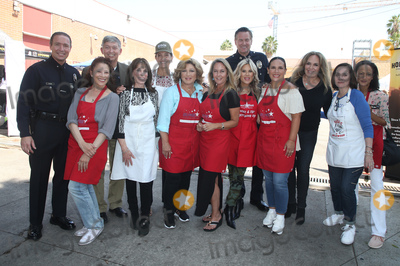 Ana Martinez Photo - 06 September 2018-  Hollywood California - Leron Gubler Kate Linder Amy Aquino Anglica Mara Erin Murphy Ellen K Angelica Vale Catherine Bach Ana Martinez Anne-Marie Johnson Captain Cory Palka At Hollywood Chamber Of Commerces 24th Annual Police and Firefighter appreciation Day held at LAPD Hollywood Division Photo Credit Faye SadouAdMedia