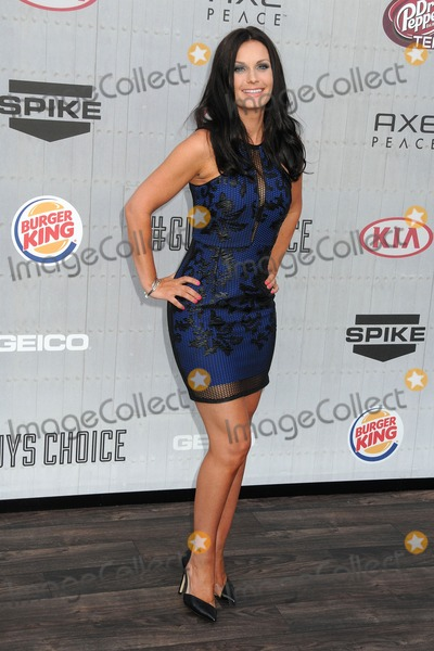 Amanda MacKay Photo - 7 June 2014 - Culver City California - Amanda MacKay Spike TVs 2014 Guys Choice Awards held at Sony Pictures Studios Photo Credit Byron PurvisAdMedia