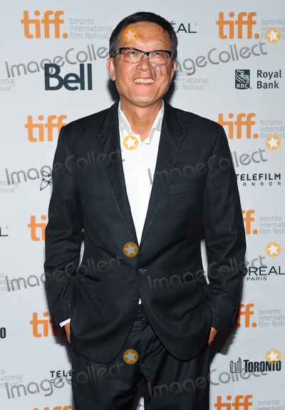Andrew Lau Photo - 10 September 2014 - Toronto Canada - Andrew Lau Revenge Of The Green Dragons Premiere during the 2014 Toronto International Film Festival held at the Ryerson Theatre Photo Credit Brent PerniacAdMedia
