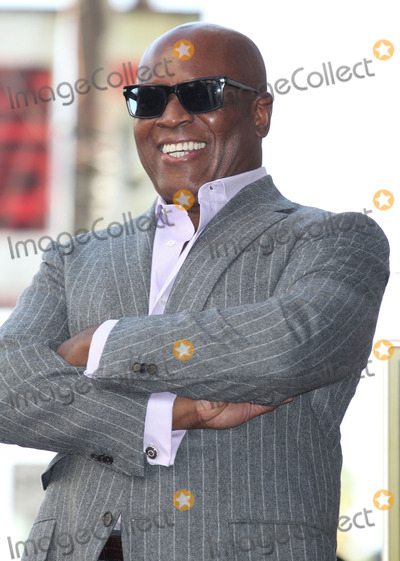 Antonio LA Reid Photo - 10 October 2013 - Hollywood California - Antonio LA Reid Kenny Babyface Edmonds Honored On The Hollywood Walk Of Fame Photo Credit Russ ElliotAdMedia