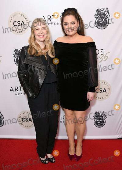 Lauren Ash Photo - 30 January 2020 - Beverly Hills - Ania OHare Lauren Ash 2020 Casting Society Of Americas Artios Awards held at Beverly Hilton Hotel Photo Credit Birdie ThompsonAdMedia
