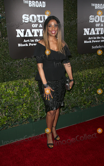 Areva Martin Photo - 22 March 2019 - Los Angeles California - Areva Martin The Broad Museum Celebrates the Opening of Soul Of A Nation Art in the Age of Black Power 1963-1983 Art Exhibition held at The Broad Museum Photo Credit Faye SadouAdMedia