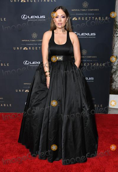 Lindsay Price Photo - 14 December 2019 - Beverly Hills California - Lindsay Price Unforgetttable Gala 2019 held at Beverly Hilton Hotel Photo Credit Birdie ThompsonAdMedia