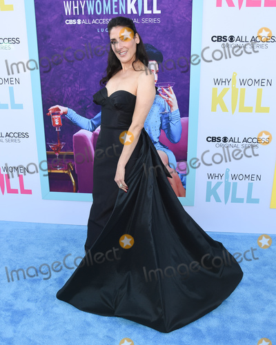Alicia Coppola Photo - 07 August 2019 - Beverly Hills California - Alicia Coppola CBS All Access Why Women Kill Los Angeles Premiere held at The Wallis Annenberg Center for the Performing Arts Photo Credit Billy BennightAdMedia