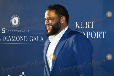 Anthony Anderson Photo - 12 June 2019 - Los Angeles California - Anthony Anderson Los Angeles Dodgers Foundation Blue Diamond Gala held at Dodger Stadium Photo Credit Billy BennightAdMedia