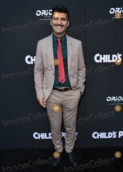 Amro Mazioub Photo - 19 June 2019 - Hollywood California - Amro Mazioub Childs Play Los Angeles Premiere Los Angeles Premiere held at the Arclight Hollywood Photo Credit Birdie ThompsonAdMedia