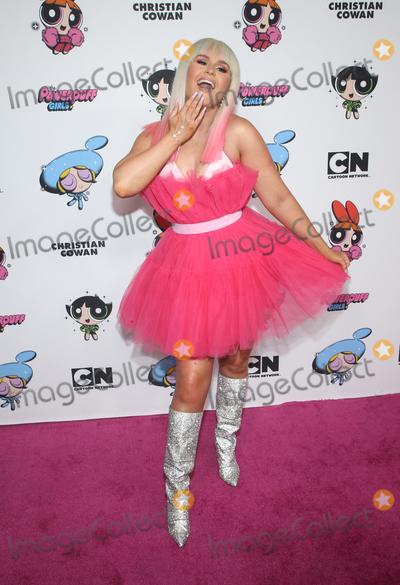 Ashlee Keating Photo - 8 March 2020 - Hollywood California - Ashlee Keating 2020 Christian Cowan x Powerpuff Girls Runway Show held at NeueHouse Photo Credit FSAdMedia