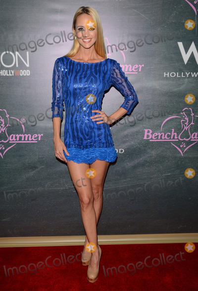 April Scott Photo - 28 August 2014 - Hollywood California - April Scott Arrivals for the Benchwarmer Back to School Celebration to Benefit Children of the Night held at the W Hotel in Hollywood Ca Photo Credit Birdie ThompsonAdMedia