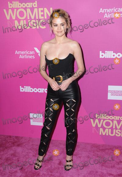 Selena Gomez Photo - 30 November  2017 - Hollywood California - Selena Gomez Billboard Women in Music 2017 held at The Ray Dolby Ballroom Photo Credit Birdie ThompsonAdMedia