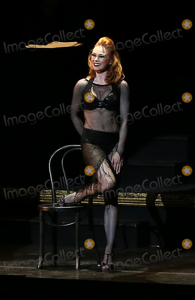 Christy Brinkley Photo - 10 April 2019 - Las Vegas NV - Cast of Chicago Christie Brinkley stars as Roxie Hart in the musical Chicago at The Venetian Resort Las Vegas Photo Credit MJTAdMedia
