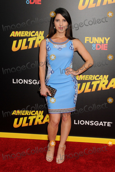 Ashley Arpel Photo - 18 August 2015 - Los Angeles California - Ashley Arpel American Ultra Los Angeles Premiere held at The Ace Hotel Photo Credit Byron PurvisAdMedia
