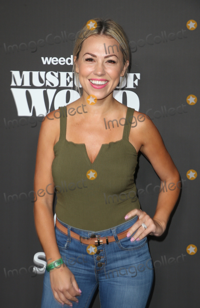 Jessica Hall Photo - 1 August 2019 - Los Angeles California - Jessica Hall Weedmaps Museum of Weed Exclusive Preview Celebration held at Weedmaps Museum Pop Up Photo Credit FSadouAdMedia