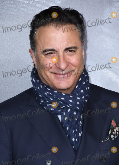 Andy Garcia Photo - 10 December 2018 - Westwood California - Andy Garcia The Mule Los Angeles Premiere held at Regency Village Theater Photo Credit Birdie ThompsonAdMedia