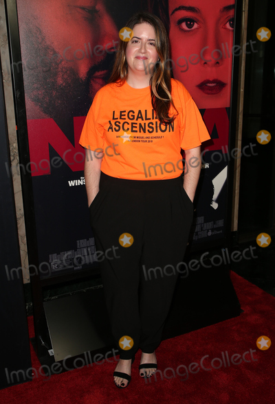 Cate Freedman Photo - 23 September 2018 - Culver City California - Cate Freedman All About Nina World Premiere during the 2018 Los Angeles Film Festival held at ArcLight Culver City Photo Credit Faye SadouAdMedia