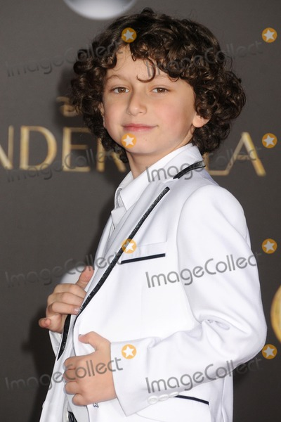 August Maturo Photo - 1 March 2015 - Los Angeles California - August Maturo Cinderella World Premiere held at the El Capitan Theatre Photo Credit Byron PurvisAdMedia