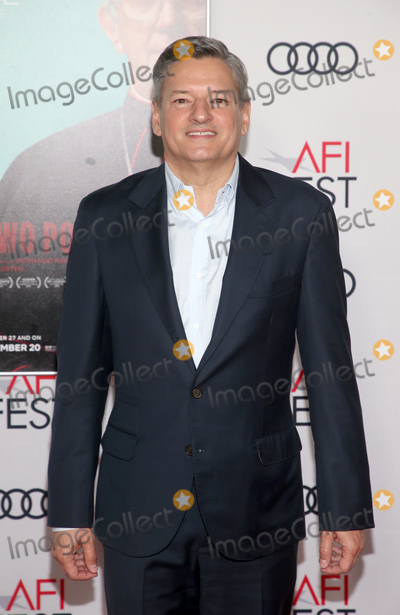 Audy Photo - 18 November 2019 - Hollywood California - Ted Sarandos AFI FEST 2019 Presented By Audi  The Two Popes Premiere held at TCL Chinese Theatre Photo Credit FSAdMedia