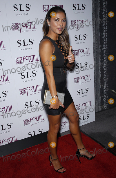 Arianny Celeste Photo - 11 July 2015 - Las Vegas Nevada - Arianny Celeste  Official UFC After-Fight Party hosted by Conor McGregor at Foxtail Nightlcub inside SLS Las Vegas  Photo Credit MJTAdMedia