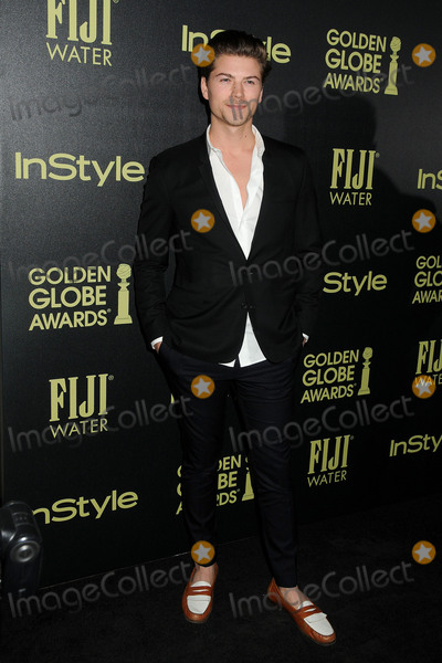 Amadeus Serafini Photo - 18 November 2015 - West Hollywood California - Amadeus Serafini Hollywood Foreign Press Association and InStyle Celebrate The 2016 Golden Globe Award Season held at Ysabel Photo Credit Byron PurvisAdMedia