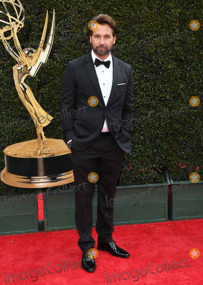 Robb Derringer Photo - 29 April 2018 -Pasadena California - Robb Derringer 45th Annual Daytime Emmy Awards held at Pasadena Civic Center Photo Credit Birdie ThompsonAdMedia