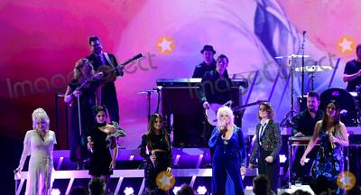 Brandi Carlile Photo - 13 November 2019 - Nashville Tennessee - Dolly Parton Amanda Shires Maren Morris Brandi Carlile Natalie Hemby 51st Annual CMA Awards Country Musics Biggest Night held at Bridgestone Arena Photo Credit Laura FarrAdMedia