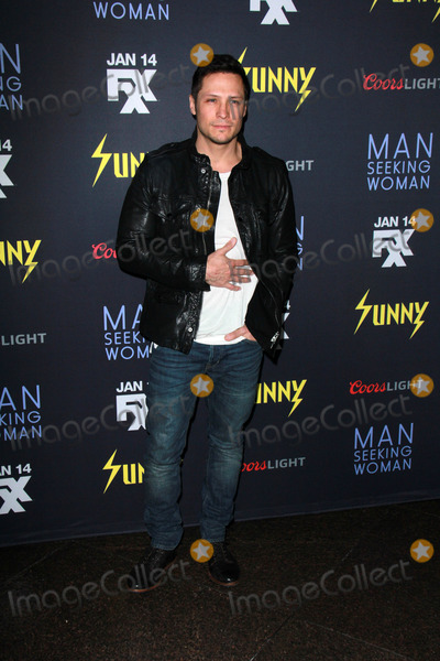 Nick Wechsler Photo - Nick Wechslerat the FXX Premieres of Its Always Sunny In Philadelphia and Man Seeking Woman DGA Los Angeles CA 01-13-15