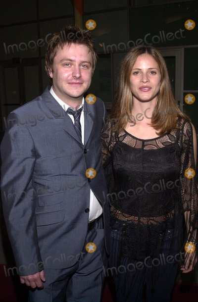 Andrea Savage Photo - Chris Hardwick and Andrea Savage at the premiere of Dimenson Films Below at the Arclight Cinemas Hollywood CA 10-07-02