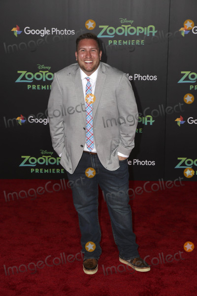 Nate Torrence Photo - Nate Torrenceat the Zootopia Premiere El Capitan Hollywood CA 02-17-16