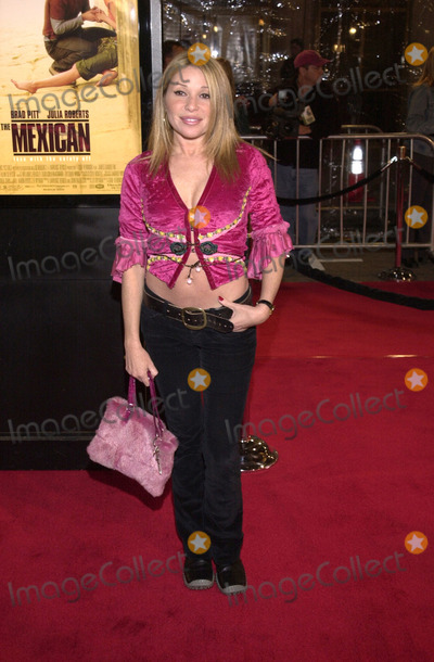 E G Daily Photo - EG Daily at the premiere of DreamWorks The Mexican at Manns National Theater Westwood 02-23-01