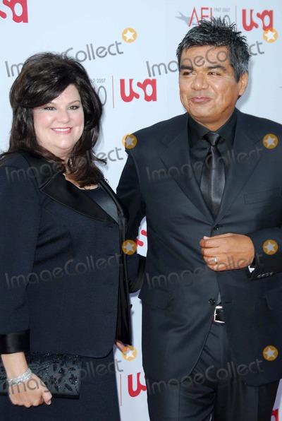 Ann Lopez Photo - George Lopez and Ann Lopezat the 35th Annual AFI Life Achievement Award celebration honoring Al Pacino Kodak Theatre Hollywood CA 06-07-07
