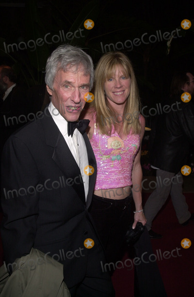 Burt Bacharach Photo - Burt Bacharach and date at the Clive Davis Pre-GRAMMY Party Beverly Hills Hotel 02-26-02