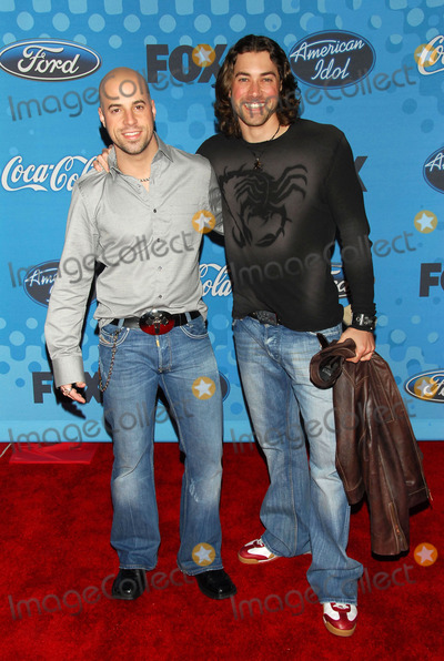 Ace Young Photo - Chris Daughtry and Ace Youngat the celebration for the Top 12 American Idol Finalists Astra West West Hollywood CA 03-09-06