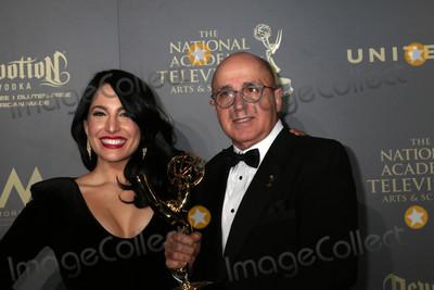 Alejandra Oraa Photo - Alejandra Oraa Eduardo Suarez Outstanding Entertainment Program in Spanish Destinosat the 44th Daytime Emmy Awards - Press Room Pasadena Civic Auditorium Pasadena CA 04-30-17
