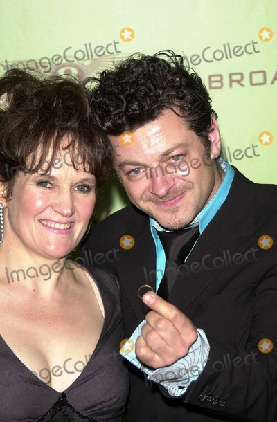 Elton John Photo - Andy Serkis and Lorraine Ashbourne at Sir Elton Johns 12th Annual Academy Awards Viewing Party in West Hollywood CA 02-29-04