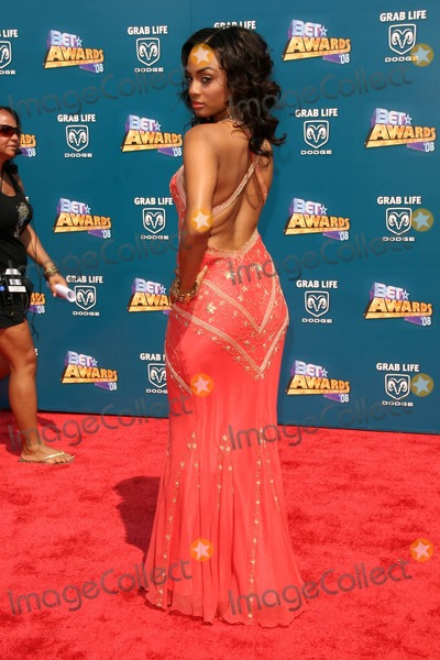 ALICIA RENEE Photo - Alicia Rene at the BET Awards 08 Shrine Auditorium Los Angeles CA 06-24-08