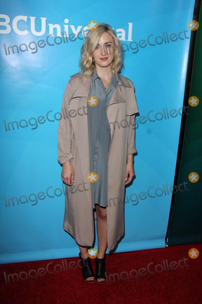 Ashley Johnson Photo - Ashley Johnsonat the NBCUniversal Press Tour Beverly Hilton Beverly Hills CA 08-12-15