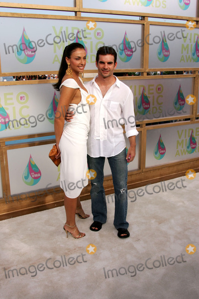 Amanda Church Photo - Amanda Church and Jeff Gordon arriving at the 2005 MTV Video Music Awards American Airlines Arena Miami FL 08-28-05