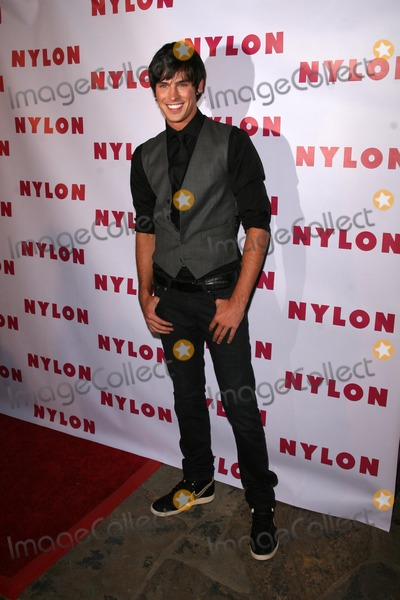 Adam Gregory Photo - Adam Gregory at the NYLON Magazine Party Celebrating the Launch of their TV issue The Roosevelt Hotel Hollywood CA 09-04-08