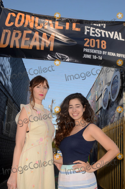 Aurora Photo - Leni Rico Aurora Cossioat the world premiere of Muerete Mi Amor at the Concrete Dream Film Festival AC Gallery Hollywood CA 06-15-18