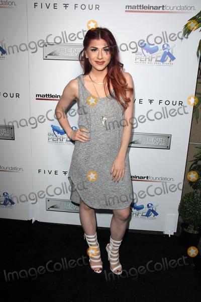 Alexa Ferr Photo - Alexa Ferrat the 9th Annual Celebrity Bowl for Charity Lucky Strike Hollywood CA 07-16-15