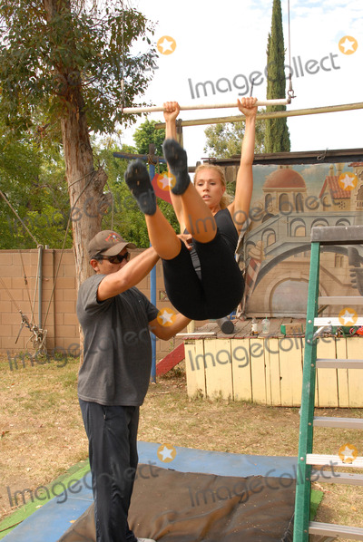 Ashley Marriott Photo - Ashley Marriottat Kerrri Kasems Birthday party held at the  Flying Gaona Brothers Trapeze School  Woodland Hills CA 07-11-10